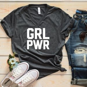 Empowerment Tees for Women - Girl Power - NEW NWT